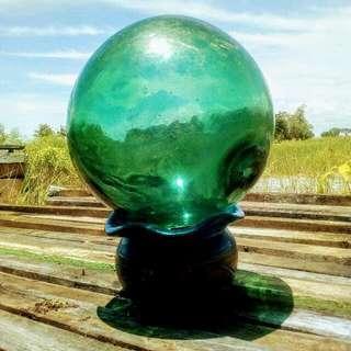 Glass Bouy, Pelampung Kaca Lama