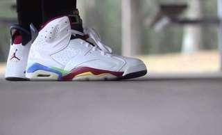 Air Jordan 6 Beijing olympics