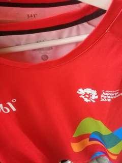 Asian Games 2018 Tshirt Original 361