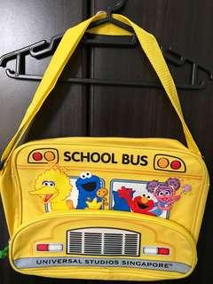 Sesame Street Sling School Bag