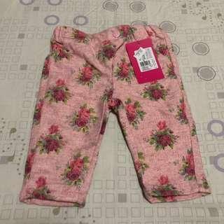 Juniors baby floral pants 2