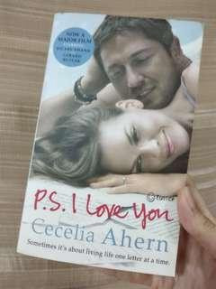 🚚 P. S. I love you by Cecelia ahern