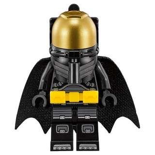 Lego The Batman Movie - Batman in Space Suit 70923 Minifigure new