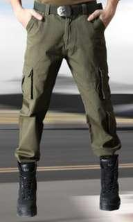 #H&M50 Army green pants