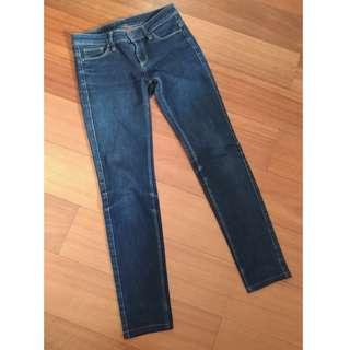 Jeans wanita Uniqlo Authentic