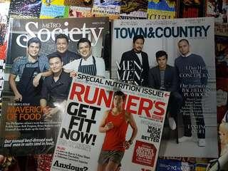 Bundle - Erwan Heussaff Magazine covers