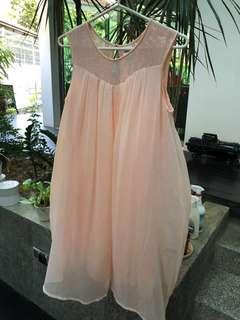 BN VERO MODA Peach Dress