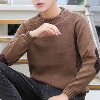 🏘URBAN🏘 Barba Long Sleeve Pullover Top