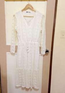 Unused Temt Laced Dress