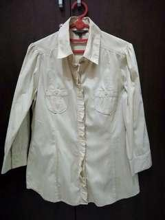 Light choco shirt