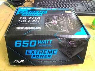 AVF 650W POWER SUPPLY