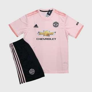 ❗️SALE❗️Manchester United 18-19 Home/Away/Third Jersey Kit