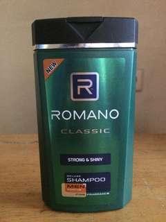 Shampoo Romano Classic Strong&Shiny