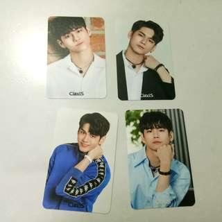 Ong Seongwu Clavis Photocards