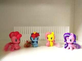 My Little Pony (4 in 1)