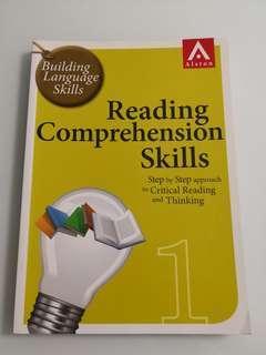 Reading comprehension 1