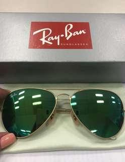 Ray Ban Sunglasses RB3025