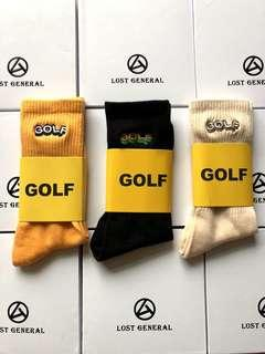 "INSTOCKS FW18 ""Golf"" Long Socks"