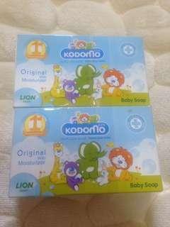 BNew Authentic Kodomo Baby Soap
