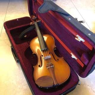 (免運費)台灣製造 維音 3/4 小提琴