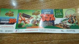 Voucher Jungle Land