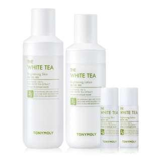 *SALE* TONYMOLY : The White Tea Set