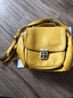 🚚 ladies mustard bag