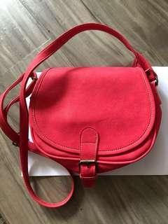🚚 Pink ladies bag