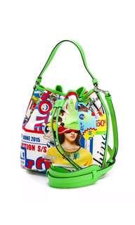 Moschino couture milano limited edition bag .