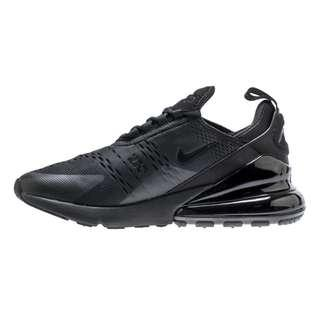 ONHAND!!! Triple Black 270 Airmax Men/Women
