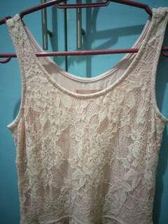 Candie's elegant dress