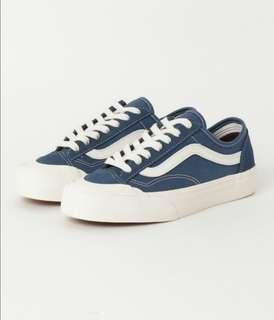 Vans Style 36 Decon SF Salt Wash / Blue