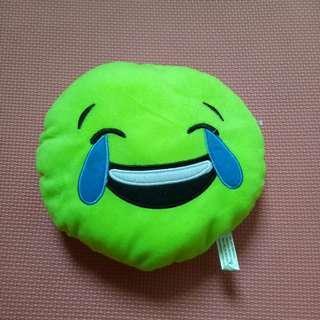 Emoji stuff toy