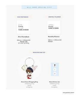 [wts/wtt] wanna one jihoon hoonee_home photobook and keyring