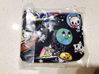 Brand New Rare Jujube JJB Space Place Coin Pouch (Not Wow, KJC, UKK)