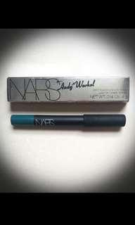 (包郵)全新NARS眼影筆 Soft Touch Shadow Pencil Rich Turquoise