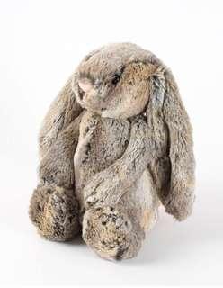Jellycat Medium Woodland Babe Bashful Cottontail Bunny