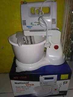 Mixser nasional