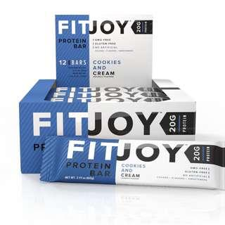 FitJoy高蛋白條 運動後補充