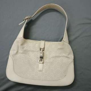 Auth. Gucci Jackie O Shoulder Bag