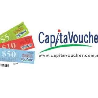 WTB/WTT Cash for Capitaland Voucher