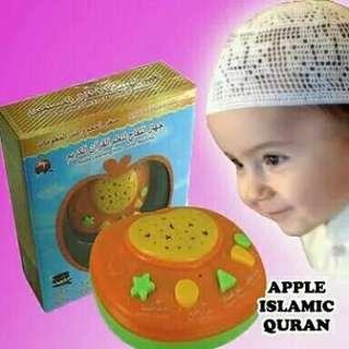 Apple Quranic Recitation