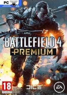 Battlefield 4|Premium Edition Pc