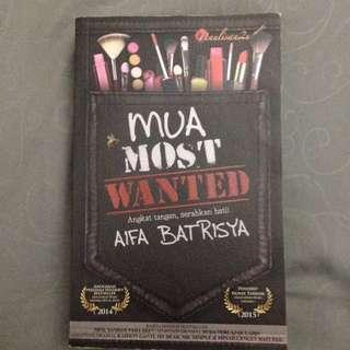 Novel MUA most wanted