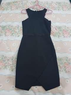Fitted Little Black Dress