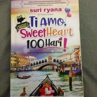 Novel Tiamo sweetheart 100 hari