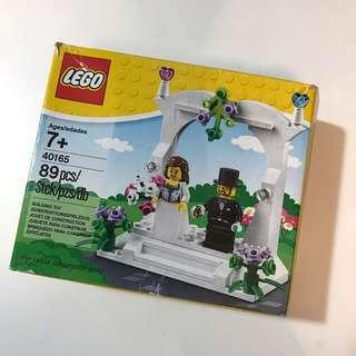 LEGO Wedding Favour Set 40165