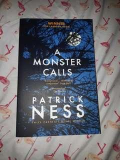 Book for sale: A Monster Calls by Patrick Ness