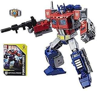 [Brand New] Transformers Power of the Primes (POTP) - Leader Class Optimus Prime
