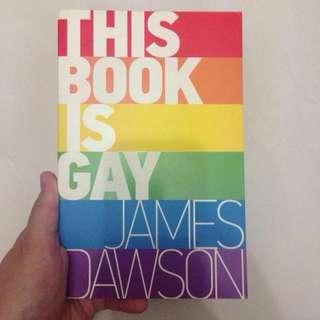 🚚 This Book Is Gay by James Dawson